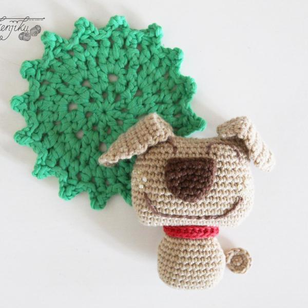 Big Nose Puppy Amigurumi Pattern, DIY, Amigurumi Dog Pattern, Dog pattern, Dog Amigurumi Pattern